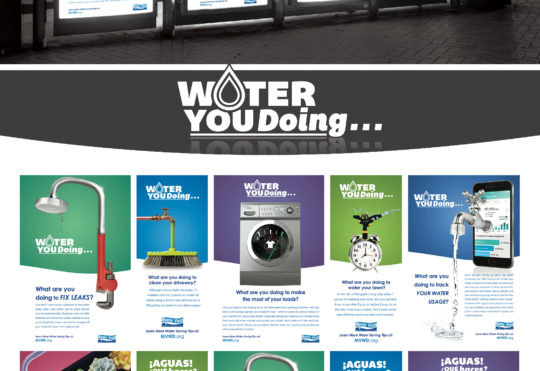 Branding Water Conservation