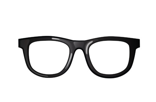 789 glasses icon